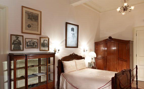 Mustafa Kemal Ataturk Museum Room