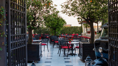 7 Terrace Cafés To Have Satisfying and Enjoying Breakfast in Istanbul