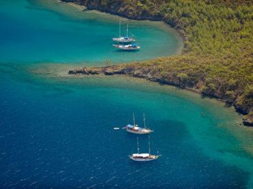 Tekne Turu Yapacakların Görmesi Gereken Akdeniz ve Ege'nin Birbirinden Muhteşem 10 Koyu