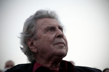Famous Guests Of Pera Palace Hotel… Mikis Theodorakis